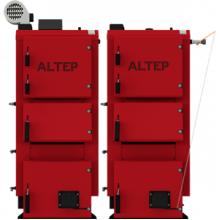 Котел Альтеп Duo, Duo Plus 17-250 кВт