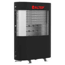 Плоский бак с теплообменником Альтеп