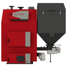 Котел Альтеп TRIO Pellet 150-600 кВт